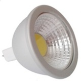 MR16 led spot light 7W 650lm 12V dimmable 80 degree
