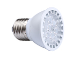 HR16 PAR16 E27 led spotlight 7W 630lm dimmable