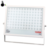 ultra slim 100w led floodlight ip65 outdoor 100w flood light